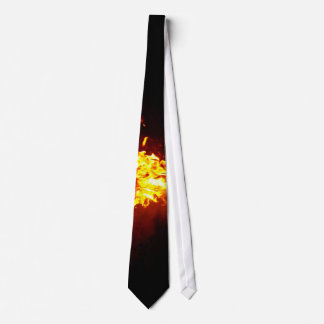 Light Subject Neck Tie