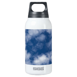 Light Summer Clouds Insulated Water Bottle