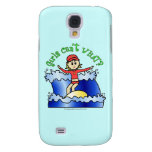 Light Surfer Girl Galaxy S4 Covers