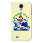 Light Surfer Girl Samsung Galaxy S4 Covers