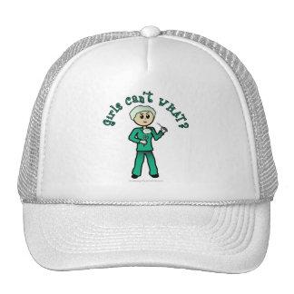 Light Surgeon Girl Trucker Hat