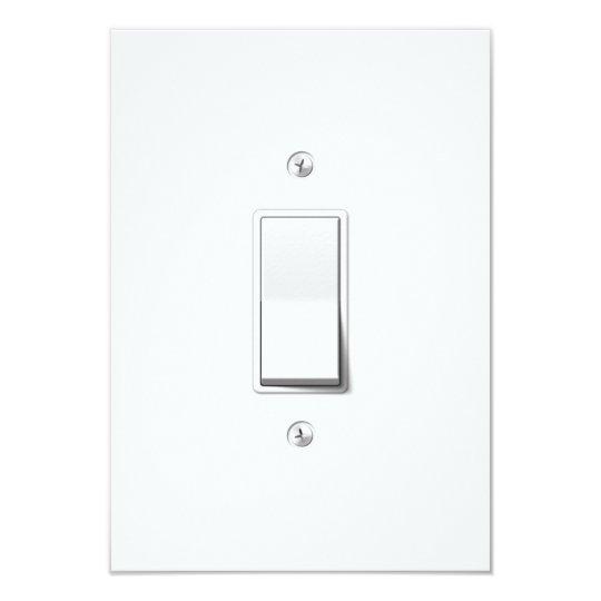 Light Switch Card