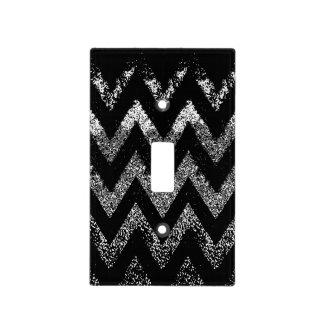 light switch cover - zig-zag