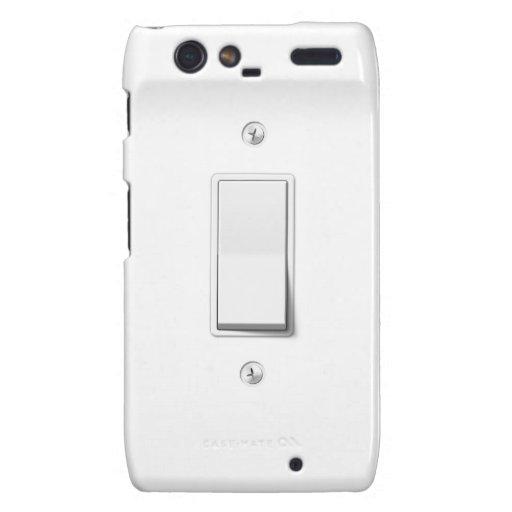 Light Switch Droid RAZR Case
