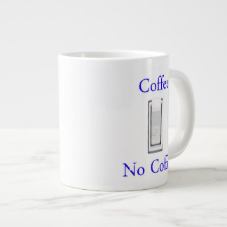 light switch for coffee giant coffee mug
