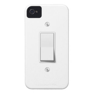 Light Switch iPhone 4 Cover
