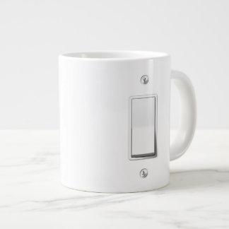 Light Switch Large Coffee Mug