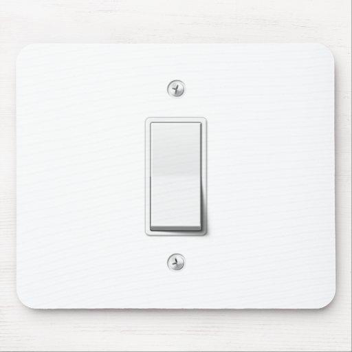 Light Switch Mousepad