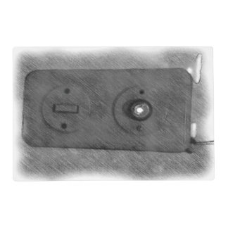 Light Switch Placemat