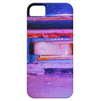light switch purple case