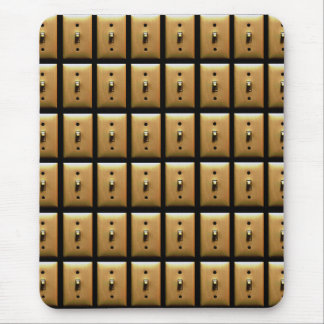 Light Switches Mouse Pad