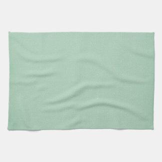 LIGHT TEAL BLUISH GREEN GIRLY BEAUTY FASHIONABLE C HAND TOWEL