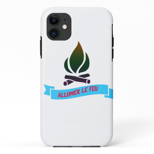 light the fire iPhone 11 case
