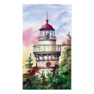 Light The Way Lighthouse  Art Card