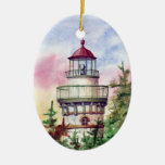Light The Way Lighthouse Ornament