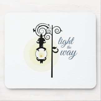 Light the Way Mouse Pad
