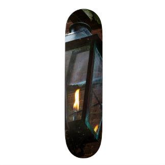 Light The Way Skateboard Deck