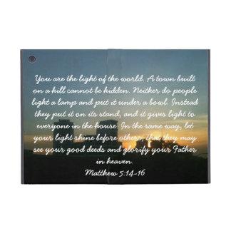 Light the World iPad Mini Case