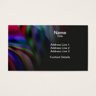 Light Through Stained Glass Windows Business Card