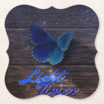 Light Times (Rhythmic Emotions Series Book 1) Paper Coaster