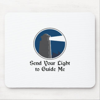 LIGHT TO GUIDE ME MOUSEPADS