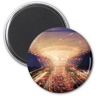 light tornado 2 inch round magnet