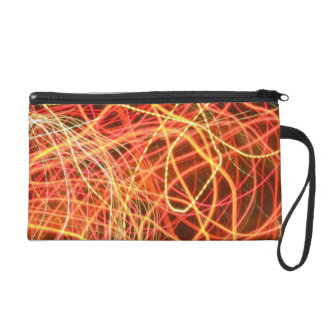 Light Trails 3 TPD Wristlet