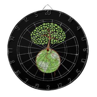 light tree on world eco design.png dartboard