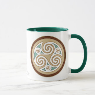 Light Triskele Mug