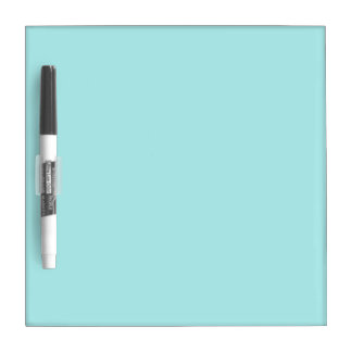 Light Turquoise Dry-Erase Board