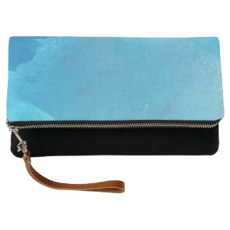 LIGHT TURQUOISE ICE CLUTCH