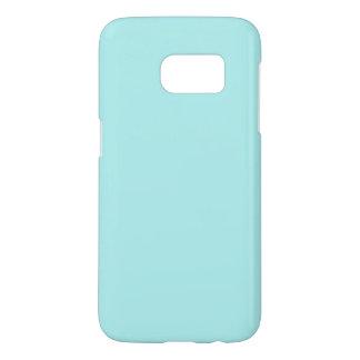 Light Turquoise Samsung Galaxy S7 Case