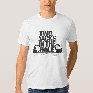 Light Two Jacks in the Hole Shirt