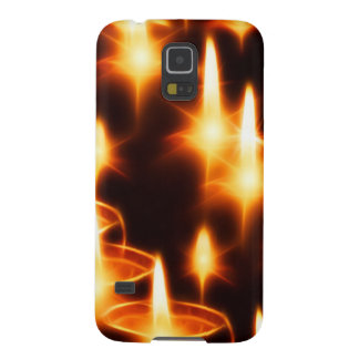 Light up future hope and success candles galaxy s5 cover
