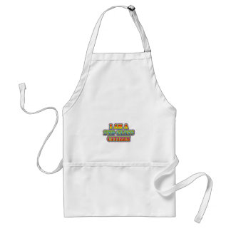 Light up the Night Adult Apron