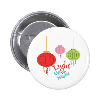 Light Up the Night 2 Inch Round Button