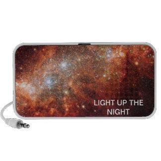 LIGHT UP THE NIGHT MP3 SPEAKER
