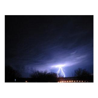 Light up the Night Postcard
