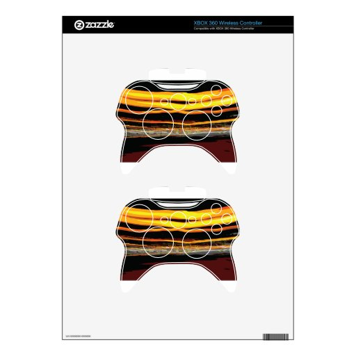 light up the nights xbox 360 controller skin