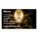 Light Up Your Day Magnetic Business Cards
