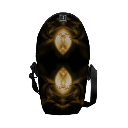 Light Up Your Day Messenger Bags