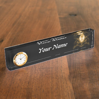 Light Up Your Day Name Plate