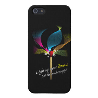 Light Up Your Dreams Case For iPhone SE/5/5s