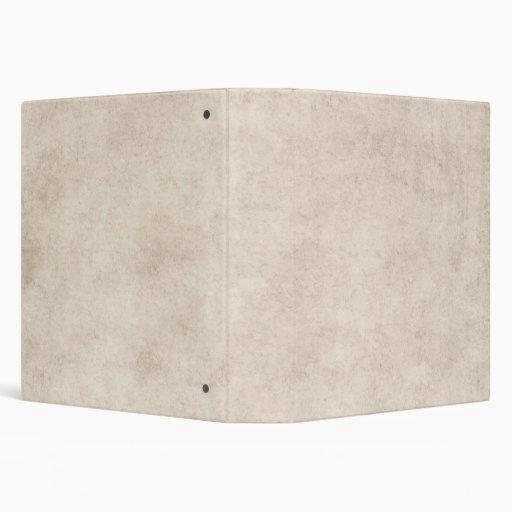 Light Vintage Parchment Antique Paper Background Binder