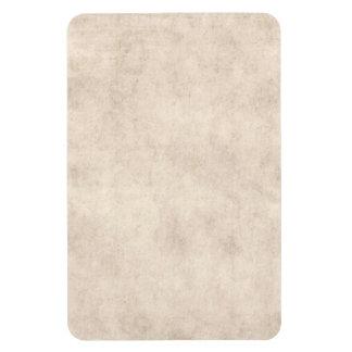 Light Vintage Parchment Antique Paper Background Magnet