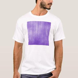 Light Violet Striped Grunge Design T-Shirt