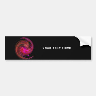 LIGHT VORTEX BUMPER STICKER