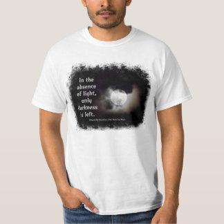 Light vs Dark quote t-shirt