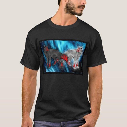 Light Vs. Dark Wolf T-Shirt