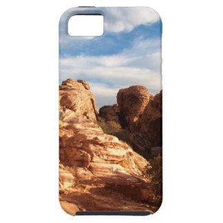 Light vs Shadow on Red Cliffs iPhone SE/5/5s Case